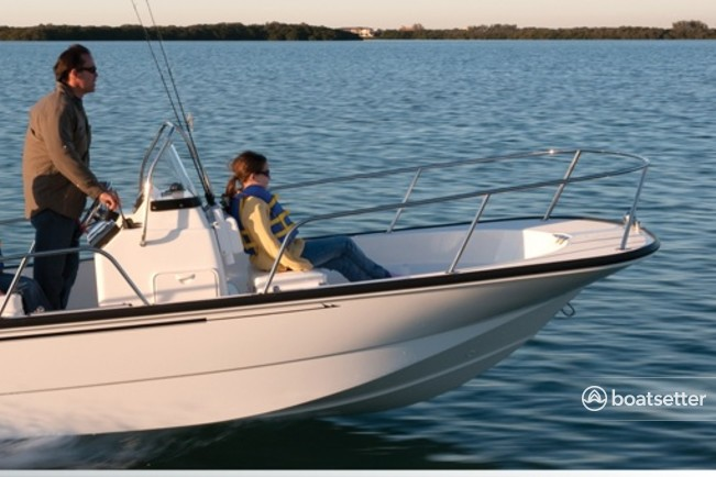 boston whaler 17 montauk reviews