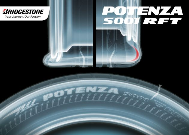 bridgestone potenza run flat review