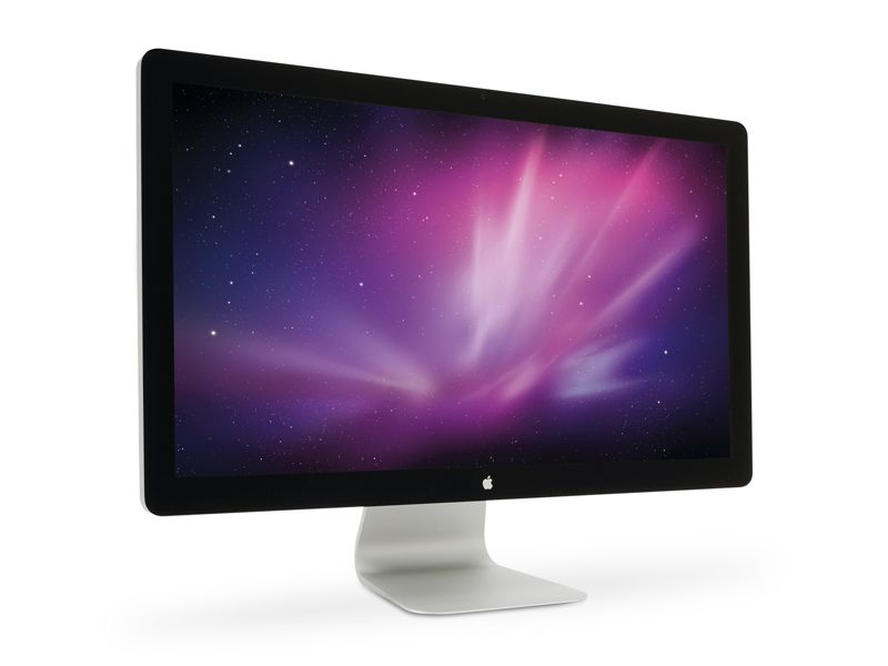 apple 27 inch monitor review