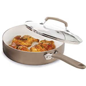 ceracraft ceramic frying pan review