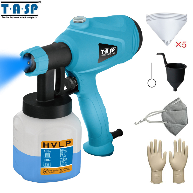 ozito 400w spray gun review