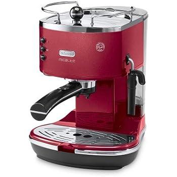 delonghi icona pump espresso machine review