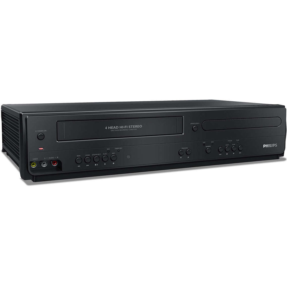 dvd vhs combo player reviews