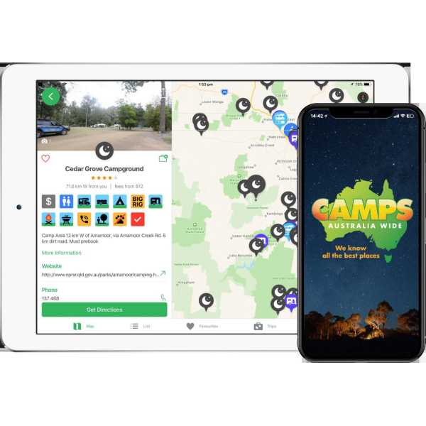 camps australia wide 9 review