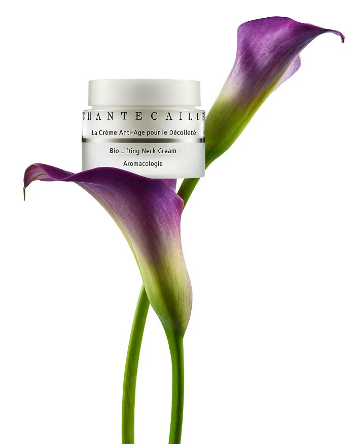 chantecaille biodynamic lifting neck cream reviews