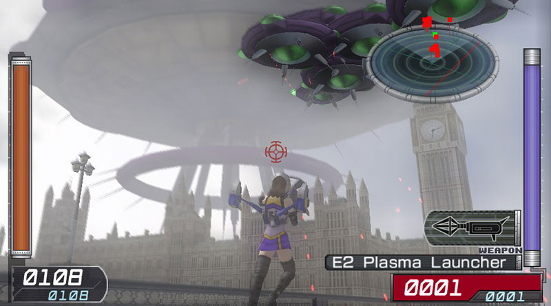 earth defense force 2 vita review