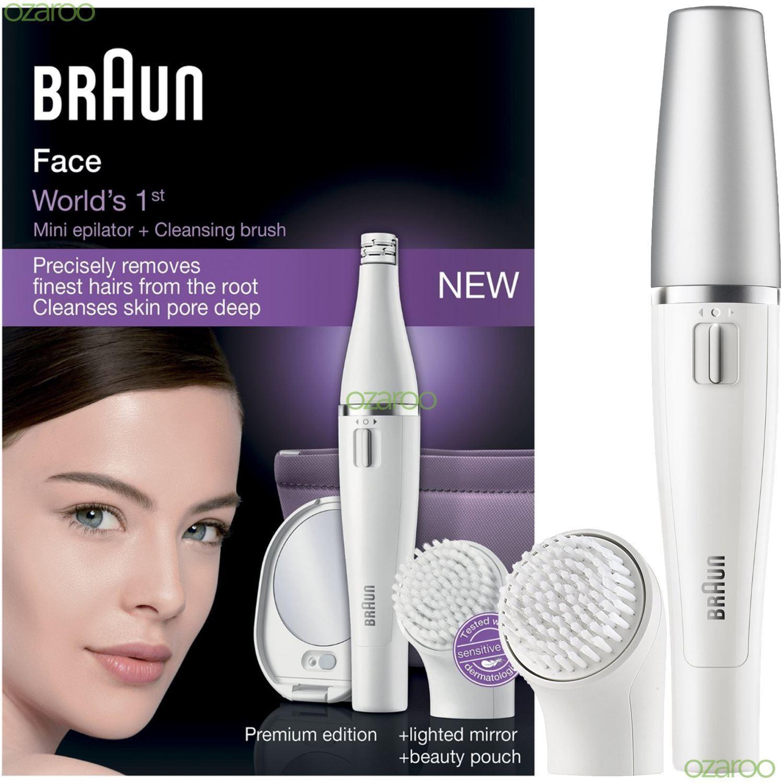braun facial hair removal reviews