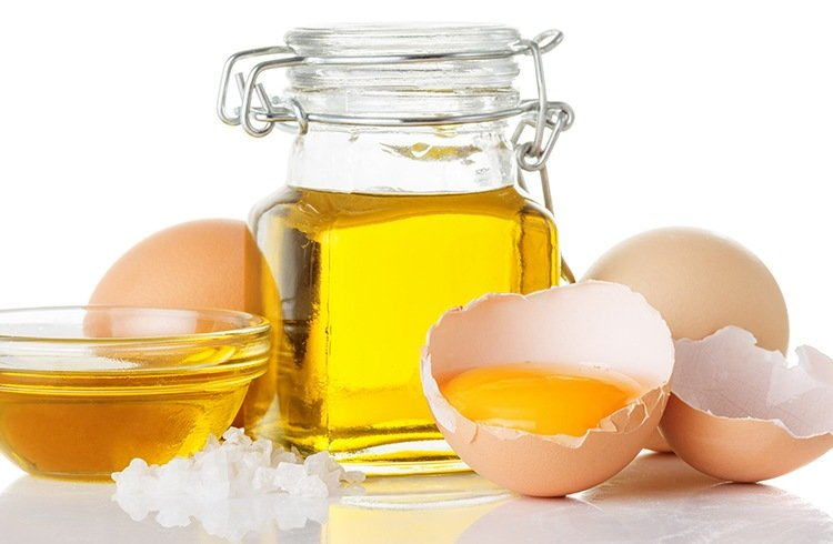 egg and olive oil hair mask review