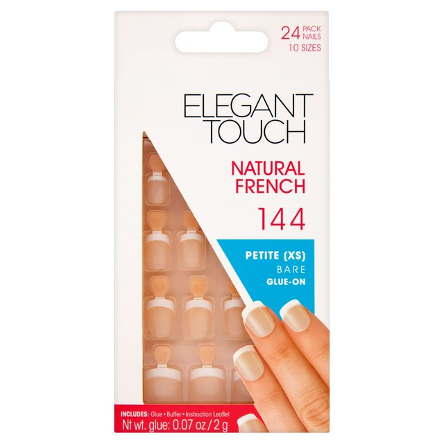 elegant touch totally bare nails review
