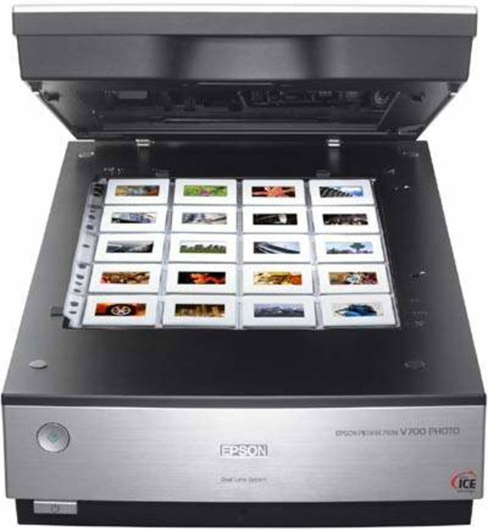 epson perfection v700 photo scanner review