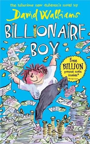 book review of billionaire boy