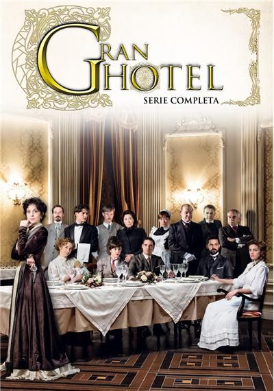 grand hotel tv series review