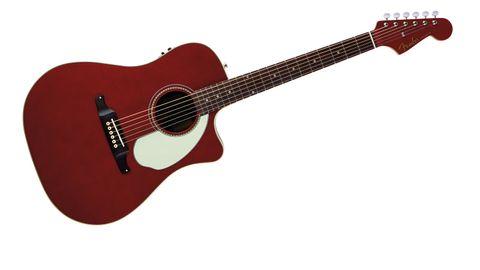 fender sonoran s acoustic guitar review