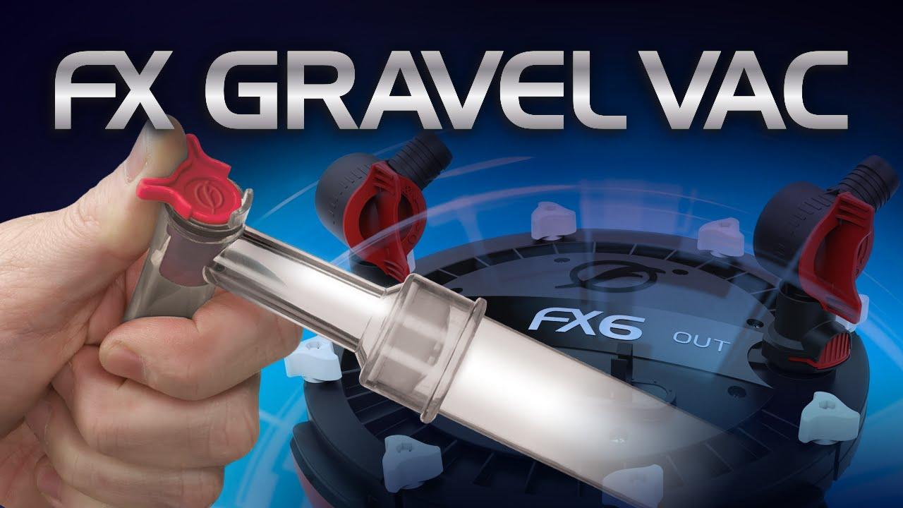 fluval fx gravel vac review