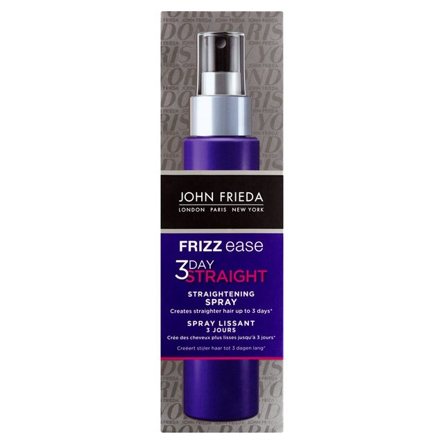 frizz ease 3 day straight reviews