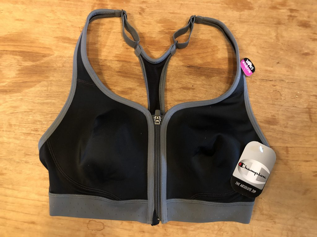 givamie ultimate sports bra review