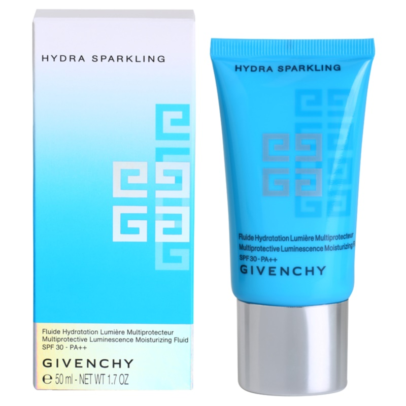 givenchy hydra sparkling cream review