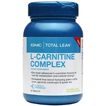 gnc l carnitine 1000 review