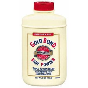 gold bond baby powder reviews