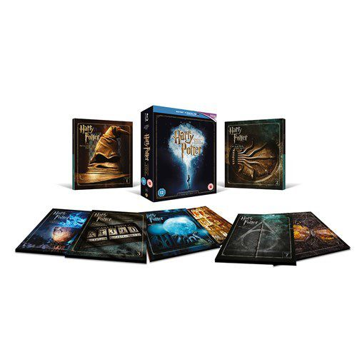 harry potter blu ray 2016 review