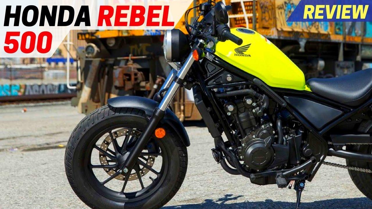honda rebel 500 abs review
