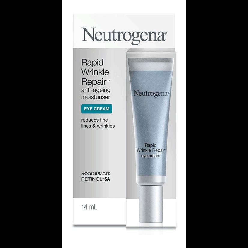 neutrogena rapid wrinkle cream reviews