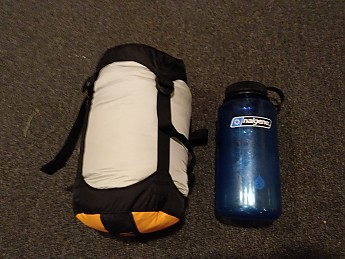sea to summit event compression dry sack review