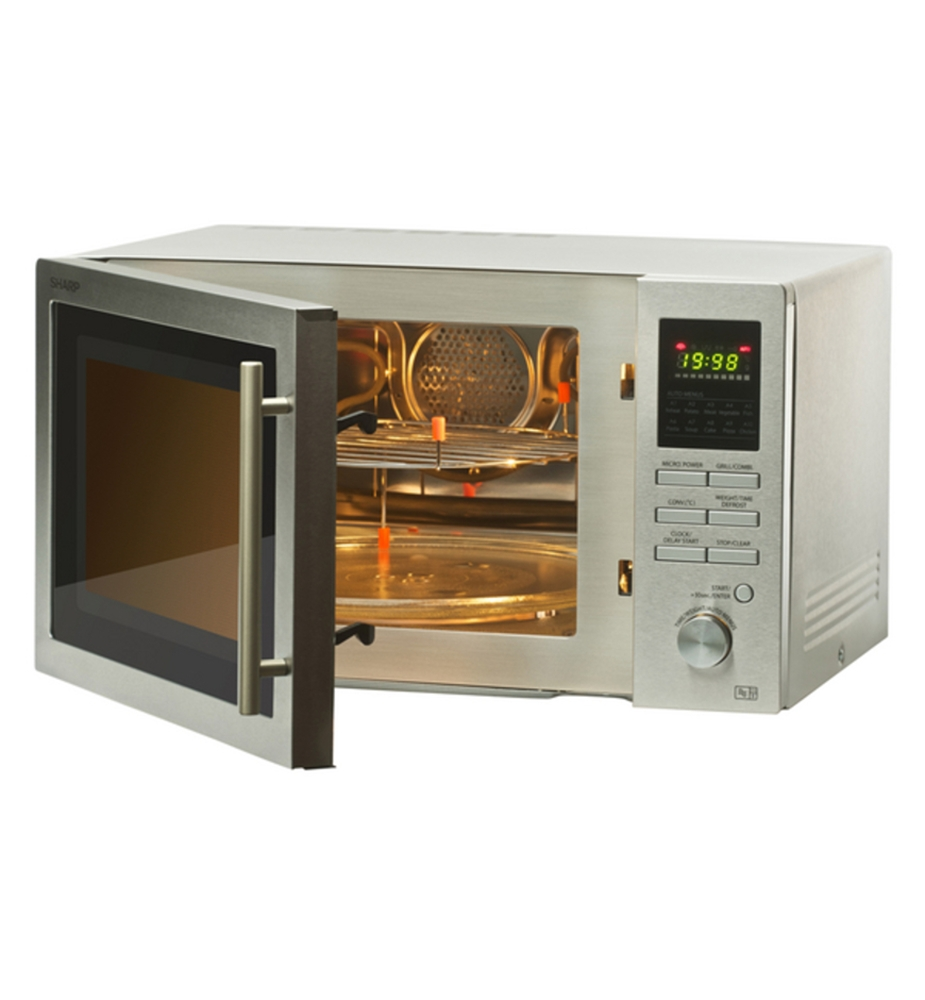 sharp microwave convection oven combo reviews
